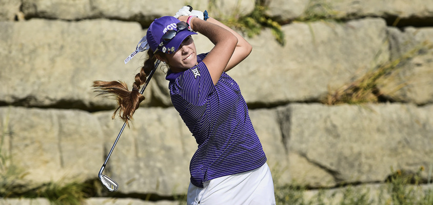 The Frogs finished sixth at the Alamo Invitational, their last tournament for the Fall of 2015.