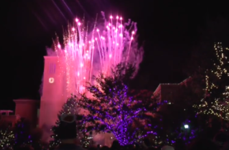 Is TCU's firework obsession because of Boschini? 'It doesn't hurt.'