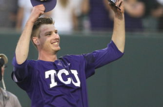 Howard leads TCU to fourth straight College World Series