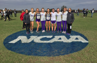 Women's cross country wraps up the outdoor season at the NCAA Regional meet.