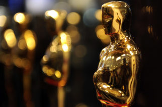 Oscar Statuettes will be presented at the 90th Academy Awards on Sunday, March 4, 2018. (Photo courtesy of Getty Images/Page Six)