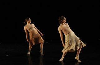 Into the Light, choreographed by Erika Record of Out on a Limb Dance, Sarah Newton and Laura Barbee.
