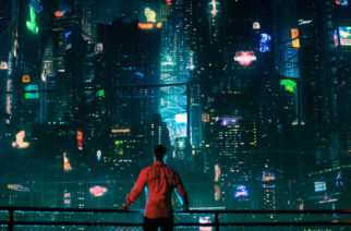 "This is what a futuristic Earth looks like in Netflix's new original series ""Altered Carbon."" (Photo by Netflix)"