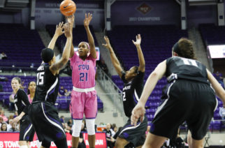 Former women's basketball guard Coleman to play professionally overseas