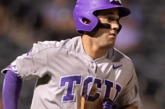 With the win, TCU moves to 13-7 in the Big 12 Championship. Photo by Cristian ArguetaSoto